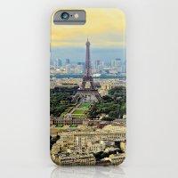 Above Paris iPhone 6 Slim Case