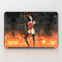 DIABLESA iPad Case