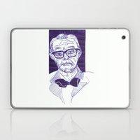 Bowtie Man Laptop & iPad Skin