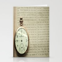 Just Before Midnight: Ci… Stationery Cards