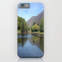 iPhone & iPod Case featuring Duckpond by StaceeIrvine