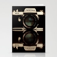 Pentax Stationery Cards