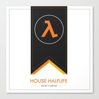 halflife 3 confirmed Canvas Print