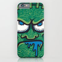 iPhone & iPod Case featuring TURN THE CRANK, IT'S TIME FOR FRANK! by SINDY SINN