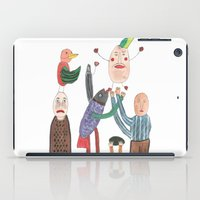 Crazy Egg. iPad Case