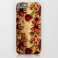 iPhone & iPod Case featuring Sketchbook Floral by Simi Design