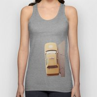 Taxi Unisex Tank Top