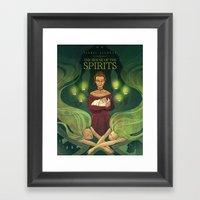 THE HOUSE OF THE SPIRITS Framed Art Print