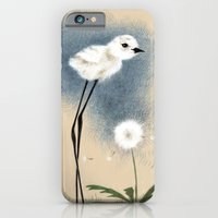 Snowy Stilted Plover iPhone 6 Slim Case