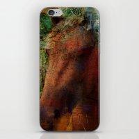 Textured Horse  iPhone & iPod Skin