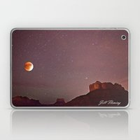 Blood Moon Eclipse over Sedona Laptop & iPad Skin
