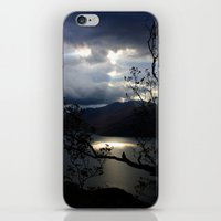 Nature's Spotlight iPhone & iPod Skin