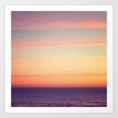 Colors Art Print