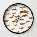 Crickets Wall Clock
