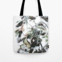 Winter. Tote Bag