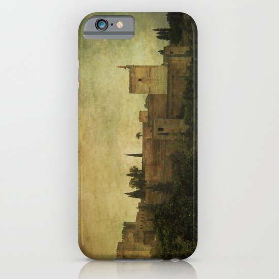 Alhambra 2 iPhone & iPod Case