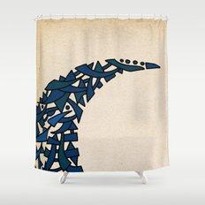 - 15 wave - Shower Curtain