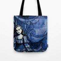 The Tempest - Miranda - … Tote Bag