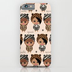 Wild spirit iPhone 6s Slim Case