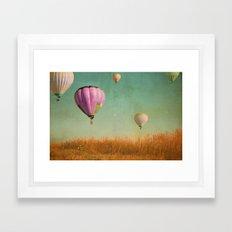 Whimsical Realities  Framed Art Print