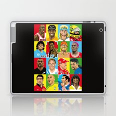 select your athlete Laptop & iPad Skin
