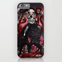 iPhone & iPod Case featuring Walker by SPYKEEE