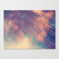 Blur//Four Canvas Print