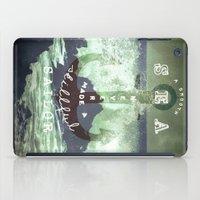THE SAILOR QUOTE iPad Case