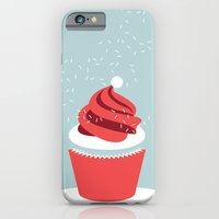 iPhone & iPod Case featuring Let it Snow by Hello Narwhal