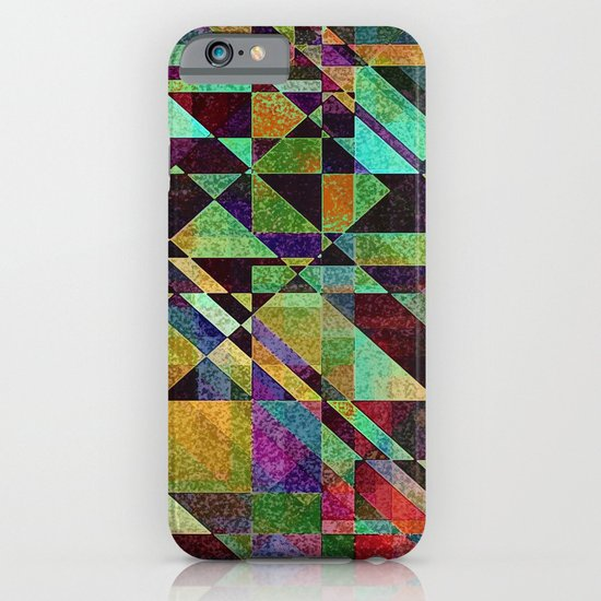 Fault Lines iPhone & iPod Case