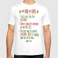T-shirt featuring Buddy The Elf! The Code … by Noonday Design