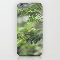 Quelque-chose de vert iPhone 6 Slim Case