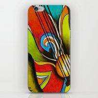 Untitled (Guitar)  iPhone & iPod Skin