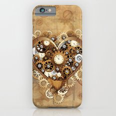 Steampunk Heart Love Slim Case iPhone 6s