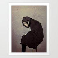 Severussnape Art Print