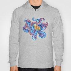 Swirly Octopus Hoody