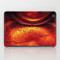 antique drops iPad Case