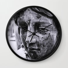 Angelic face Wall Clock