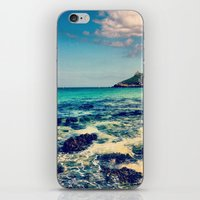 Blue Skies  iPhone & iPod Skin