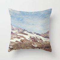 Summer Hike Throw Pillow