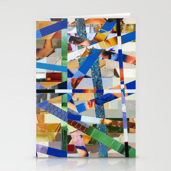 Óscar (stripes 23) Stationery Card