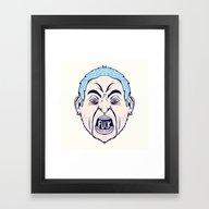 FXXK Framed Art Print