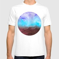 Gathering Your Storm Mens Fitted Tee White SMALL