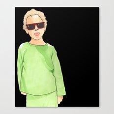Ray-Ban Kid Canvas Print