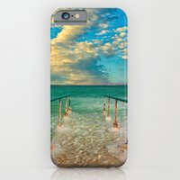 iPhone & iPod Case featuring The Dead Sea by Amir Peeri