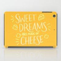 Cheese Dreams iPad Case
