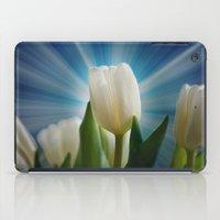 Tulpen Traum iPad Case