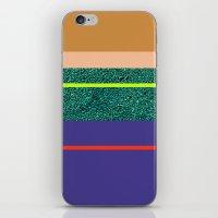 80 States  iPhone & iPod Skin