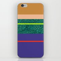 80 States  iPhone & iPod Skin