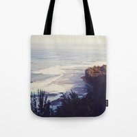 Morning Beach Tote Bag